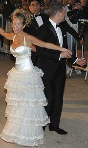 Καρέ – καρέ ο δεύτερος γάμος του Michael Buble