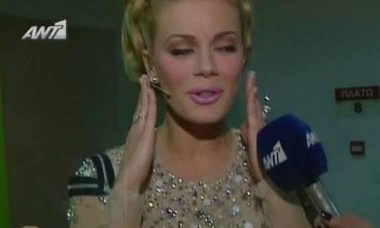 Video: Η Ζέτα Μακρυπούλια μίλησε για το μονόπετρο της