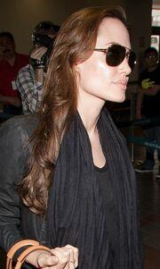 Στη Μέση Ανατολή η Angelina Jolie
