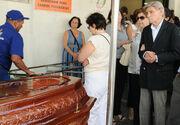 Το γύρo της Βραζιλίας έκανε η κηδεία της πρώην συζύγου του Αλβάρο Ντε Μιράντα