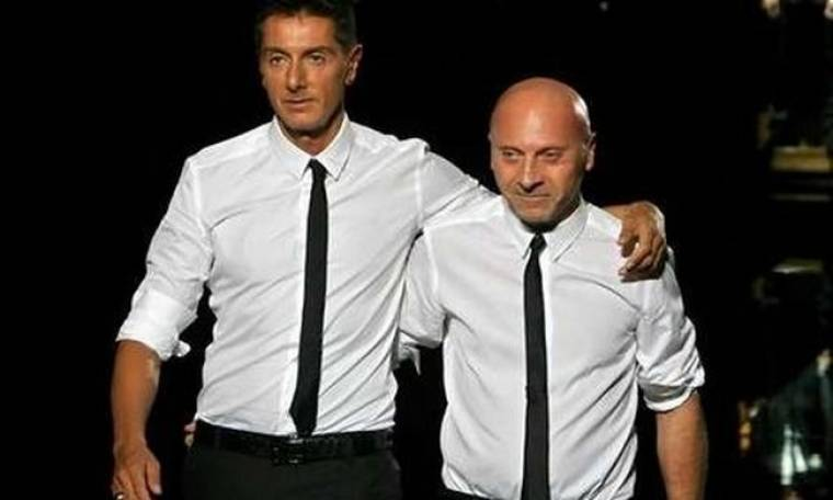 Kανένα δικαστήριο για τους Dolce & Gabbana