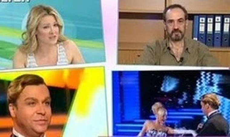 VIDEO: Η απάντηση του Τρύφωνα Σαμαρά στην σκληρή κριτική του Κοσμά Βίδου
