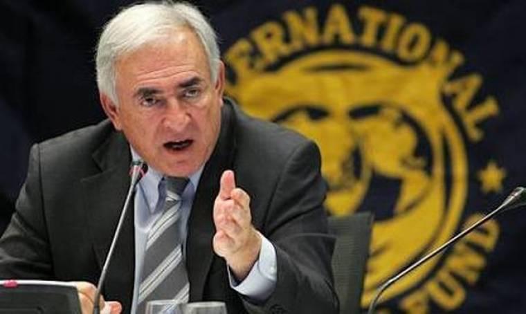 Στρος Καν: «Δεν χρειάζεται να προχωρήσει η Ελλάδα σε αναδιάρθρωση χρέους»