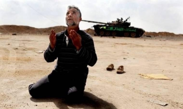 Ο Καντάφι ισοπέδωσε τη Μιζουράτα