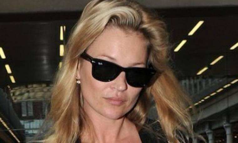 Ποια είναι η καινούργια μανία της Kate Moss;