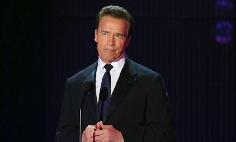 Ο Arnie μιλάει για το Governator