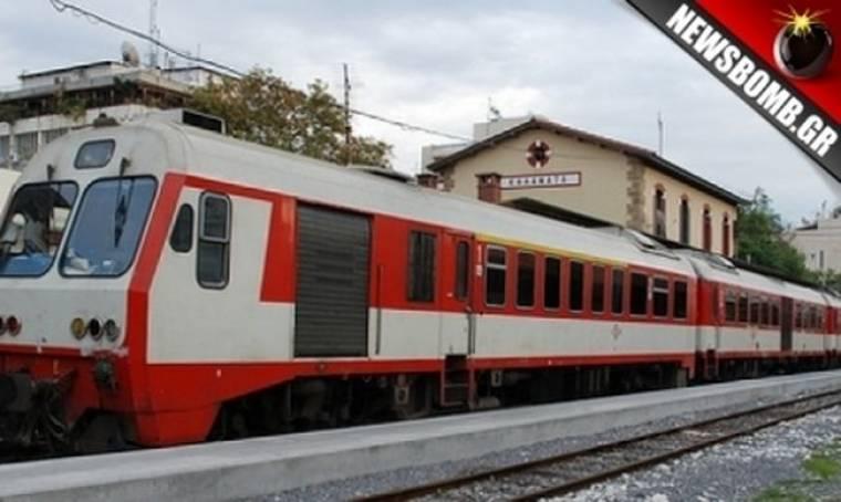 Κίνδυνος σοβαρού ατυχήματος στη σιδηροδρομική γραμμή Αθήνα – Θεσσαλονίκη