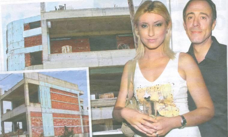 Σία Κοσιώνη-Μιχάλης Λεάνης: Χτίζουν μεζονέτα στα Μελίσσια