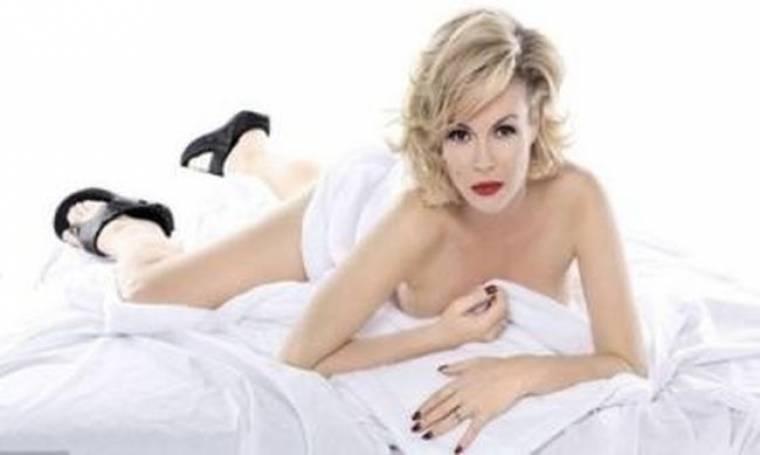 Αμάντα Χόλντεν: Πιο «καυτή» από τη Μέριλιν Μονρόε!