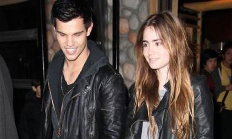 Taylor Lautner και Lily Collins: Είναι ζευγάρι;