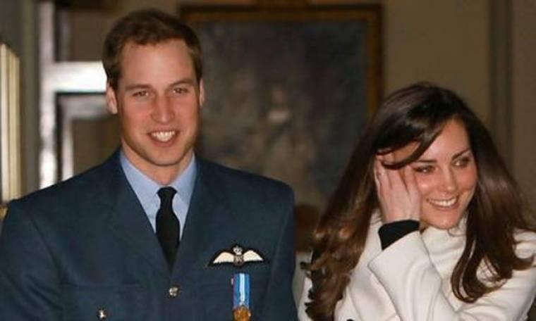 Ο William, η Kate και οι… έξι πρώην!