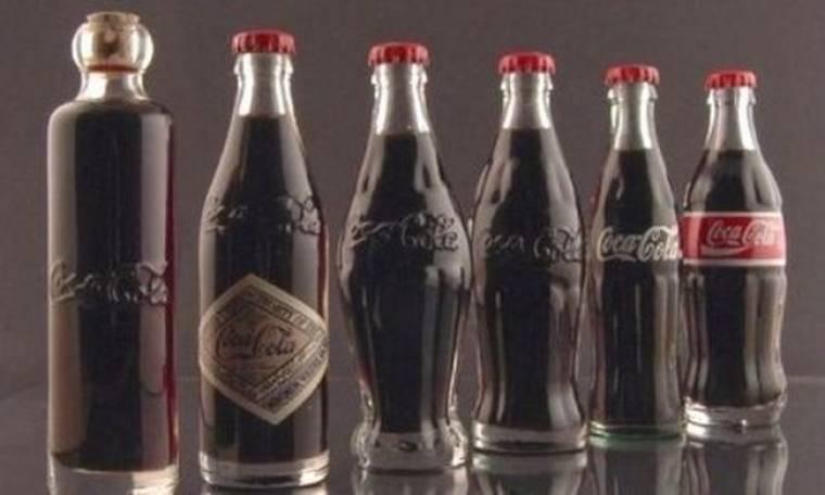 Το μπουκάλι της Coca Cola γέρασε...