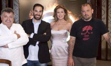 Η Μανωλίδου συνάντησε τους Master Chef και την Μπεκατώρου!