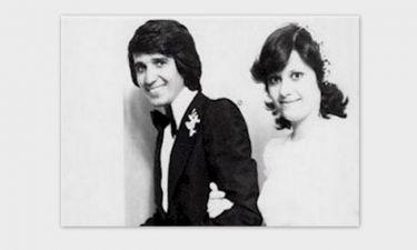 Flashback: Πασχάλης-Αλίκη Αρβανιτίδη: Την ημέρα του γάμου τους