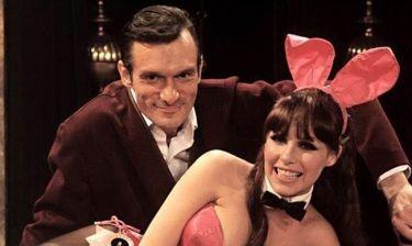 Ο Hugh Hefner στην έπαυλη του Playboy: Αδημοσίευτες φωτογραφίες