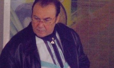Τόλης Βοσκόπουλος: Αγνώριστος και με παραπανίσια κιλά ο μεγάλος ερμηνευτής