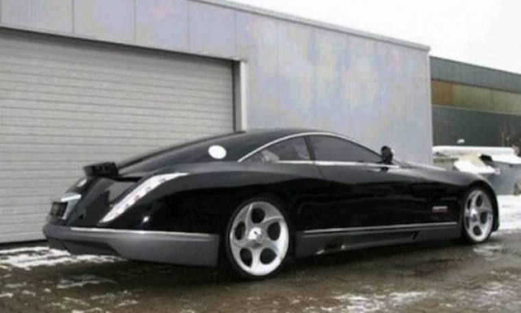 Το αυτοκίνητο των 8 εκατ. Ευρώ