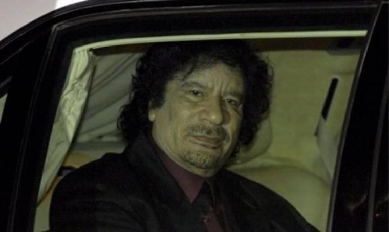 """Νατοϊκό """"χτύπημα """" στον Καντάφι – Νεκρός ένας γιος του και τρία εγγόνια του"""