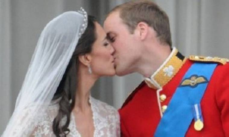 Κωλοτούμπες στον πριγκιπικό γάμο
