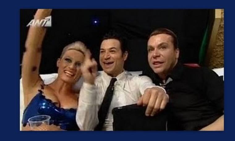 Video: Τι γινόταν στο green room του Dancing την ώρα του live;
