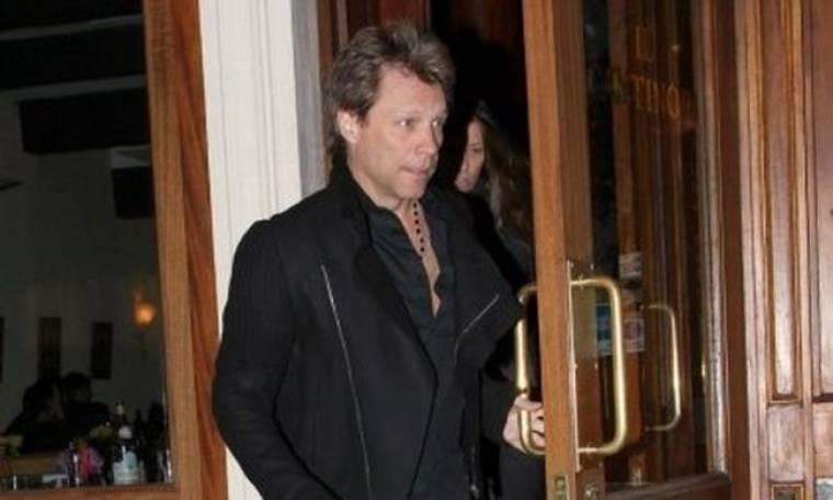 Ο Ritchie Sambora εκτός της περιοδείας των Bon Jovi