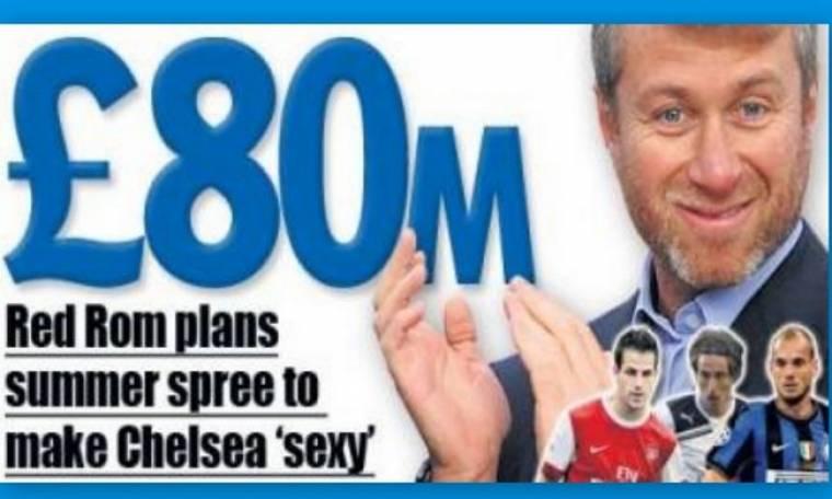 Μια… sexy Chelsea θέλει ο Roman Abramovich