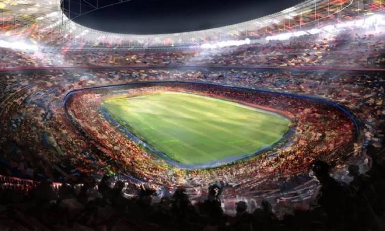 Ρεκόρ εκπροσώπων Τύπου στο Camp Nou