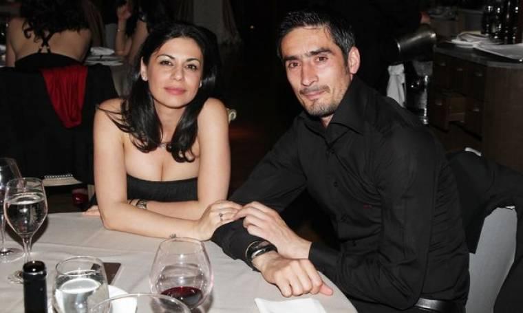 Νίκος Λυμπερόπουλος: Ερωτευμένος και ευτυχισμένος στο πλευρό της συζύγου του