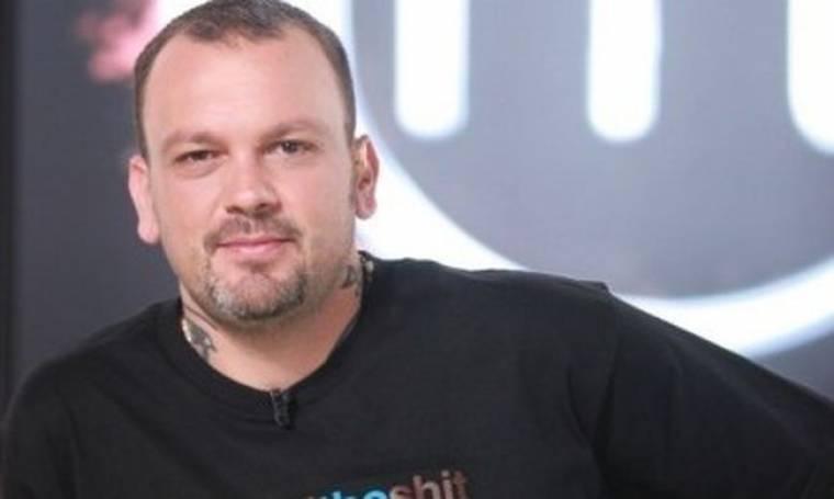 Δημήτρης Σκαρμούτσος: «Δεν πληρώνω τους λογαριασμούς μου μέσα από την τηλεόραση αλλά μέσα από την κουζίνα»