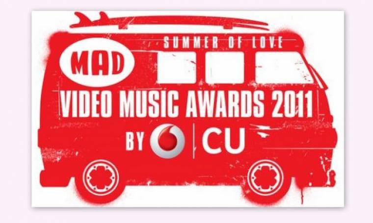 Mad video music awards: Έρχονται για 8η συνεχή χρονιά