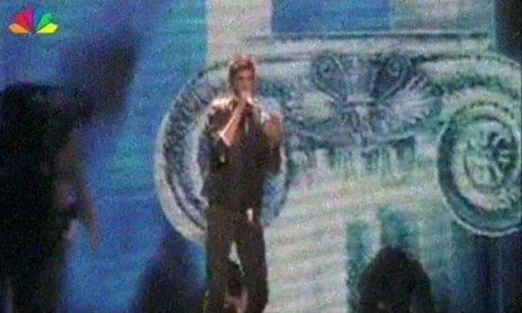 Κωνσταντίνος Ρήγος: «Οι Κίονες στην Eurovision ήταν ιδέα των Γερμανών»