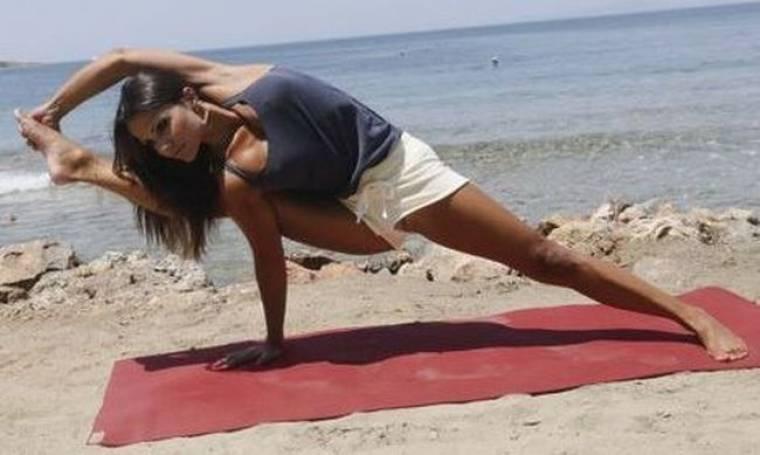 Σόφη Πασχάλη: Προτείνει φρούτα και αερόβιες ασκήσεις