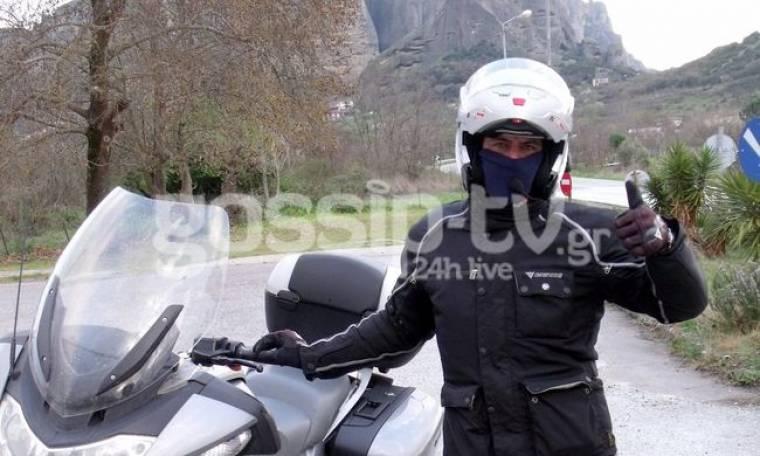 Ποιος είναι ο επώνυμος… easy rider της φωτογραφίας;
