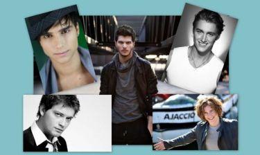 Οι ωραίοι άντρες της φετινής Eurovision