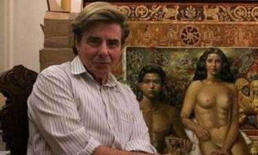Ο Μανωλίδης απαντά για τον «πολυσυζητημένο» πίνακα