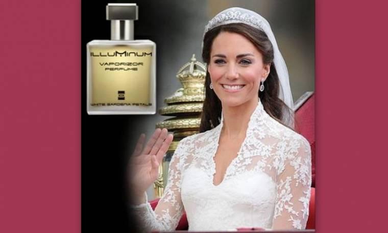 Το άρωμα του πριγκιπικού γάμου