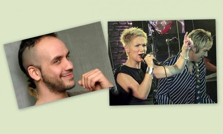 Ο Μουζουράκης θα ανοίξει την συναυλία των «Roxette»