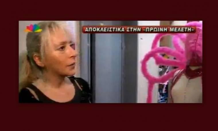 VIDEO: H διαφωνία της στυλίστριας του Dancing με την Αγγελική Ηλιάδη