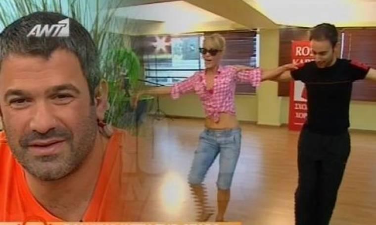 Dancing: Δείτε τις πρόβες Μπουλέ, Καλογρίδη, Δραγούμη
