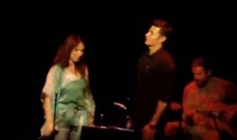 Βίντεο: Η χθεσινή εμφάνιση του Παναγιώτη Πετράκη σε μουσική σκηνή