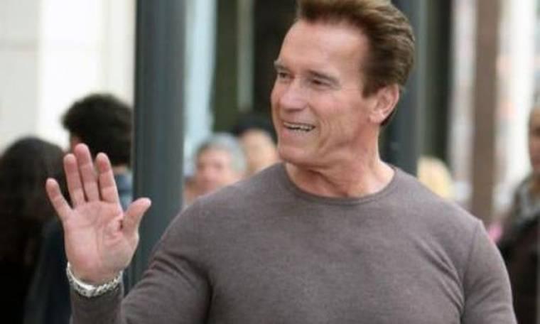 Κι άλλος ρόλος για τον Schwarzenegger