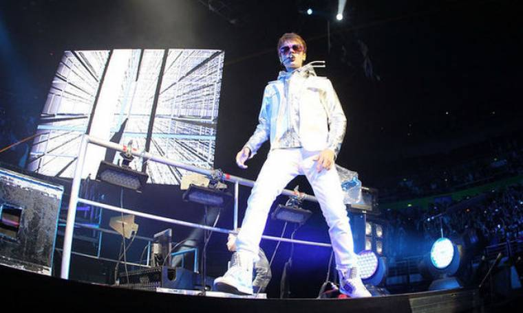 Κανονικά στην Ιαπωνία ο Bieber