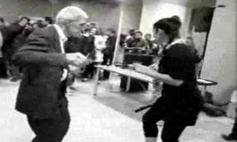 Video: Οι χορευτικές ικανότητες του Γιάννη Μπουτάρη!