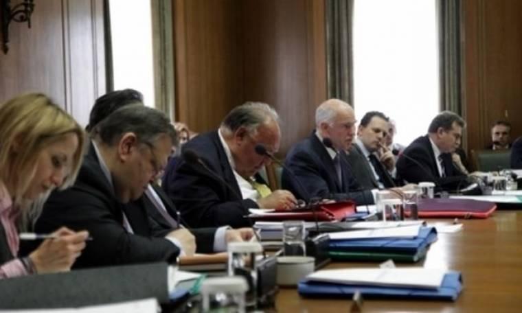 Αντί για αποκρατικοποιήσεις, συστάσεις στο σημερινό υπουργικό συμβούλιο