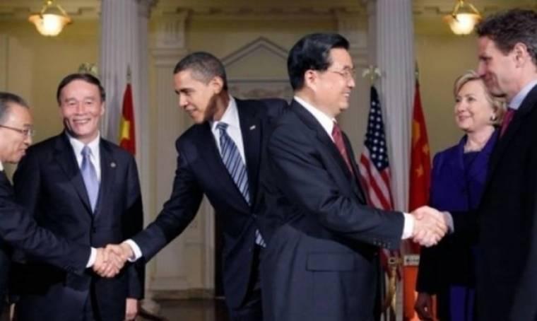 Πρόοδος στις σχέσεις ΗΠΑ-Κίνας με νέα συμφωνία για εμπόριο και επενδύσεις