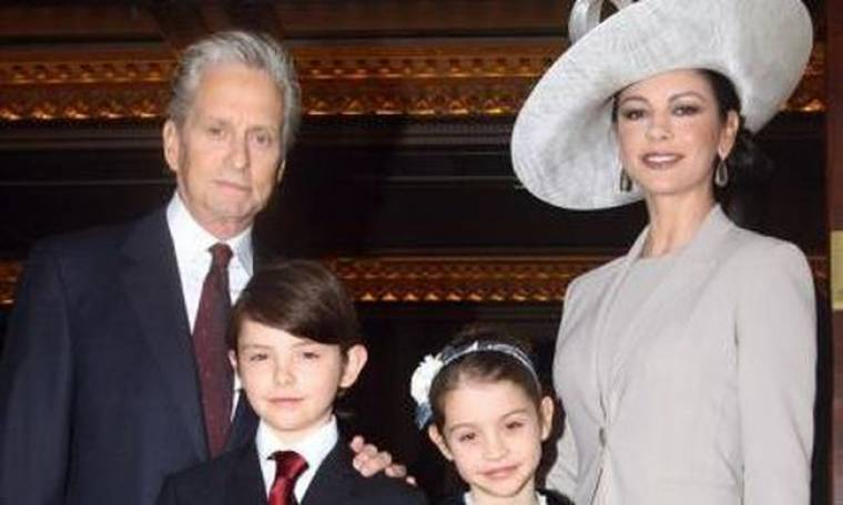 Michael Douglas: Η Catherine είναι πολύ καλύτερα