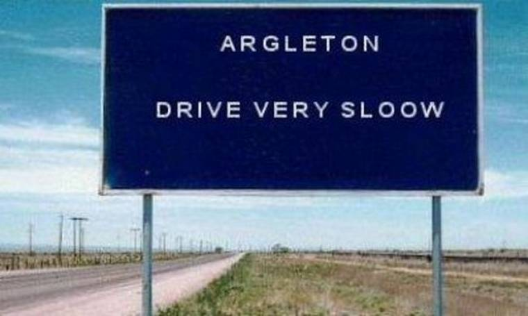 Που βρίσκεται το μαγευτικό Argleton;