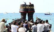 Banderas και Hayek παρουσιάζουν το Puss In Boots