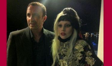 Η συνάντηση του Αλιάγα με την Lagy Gaga στις Κάννες