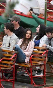 Mila Kunis – Mark Wahlberg: Τα γυρίσματα συνεχίζονται